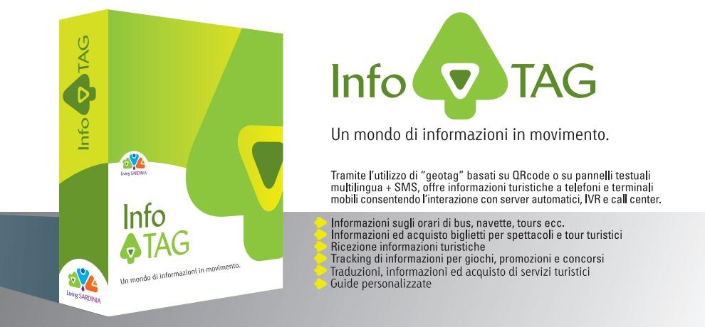 Info Tag Header